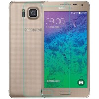 Защитное стекло для Samsung G850F Galaxy Alpha (Glass Screen)