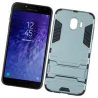 Чехол для Samsung J400 Galaxy J4 (2018) HONOR Hard Defence Series Space Gray