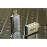Переходник Remax OTG Type-C (USB-C)