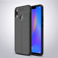 Чехол для Huawei P Smart Plus / Nova 3i Skin Shield Черный