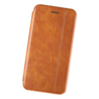 Чехол книжка Book Cover Leather Gelius для Xiaomi Redmi 7a Бурый