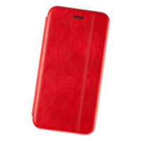 Чехол книжка Book Cover Leather Gelius для Xiaomi Redmi 7a Красный